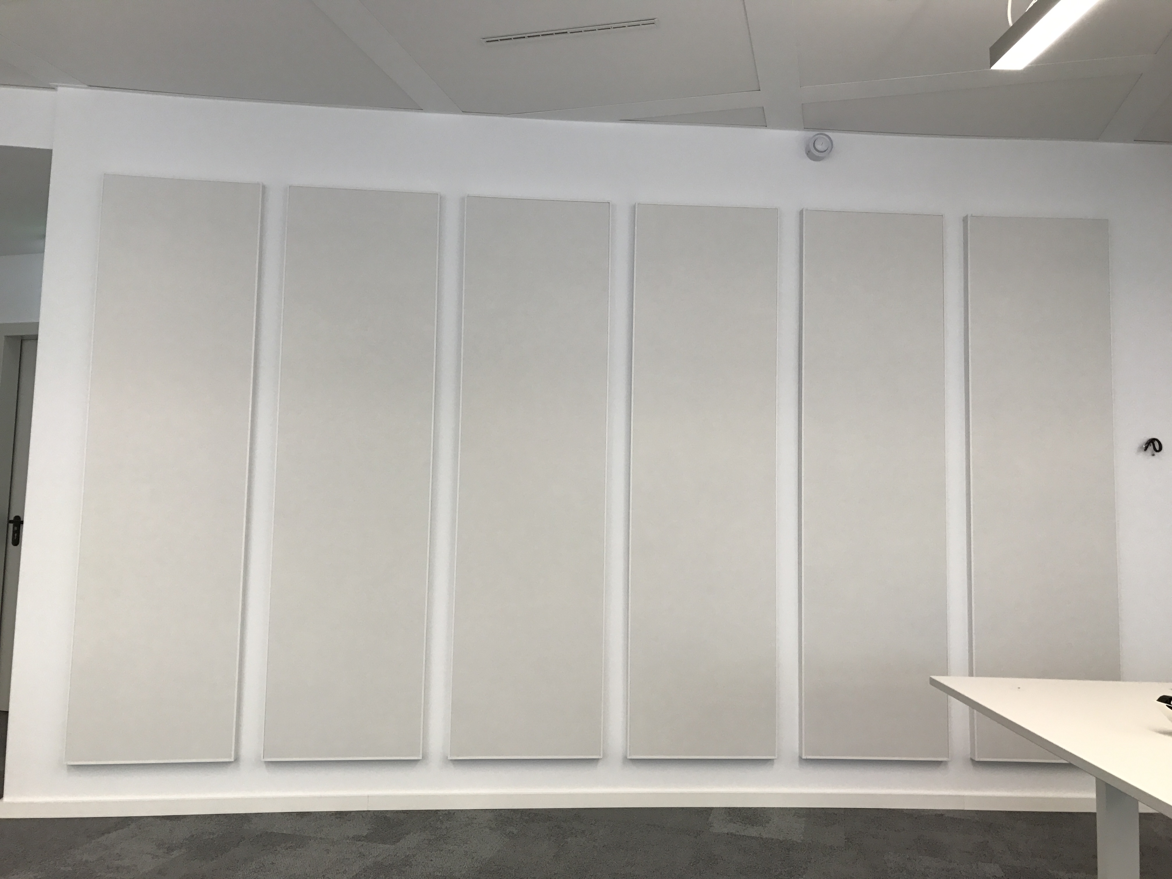 Akusto Wall: Akustikelemente für die Wand