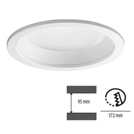 LED Spot für Deckensegel