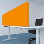 Akustik Trennwände: Raumtrenner und Tischaufsätze