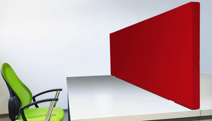 tischaufsatz rot live