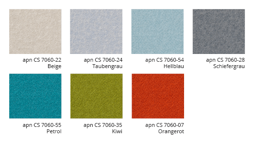 APN Area Flex Opti Farben