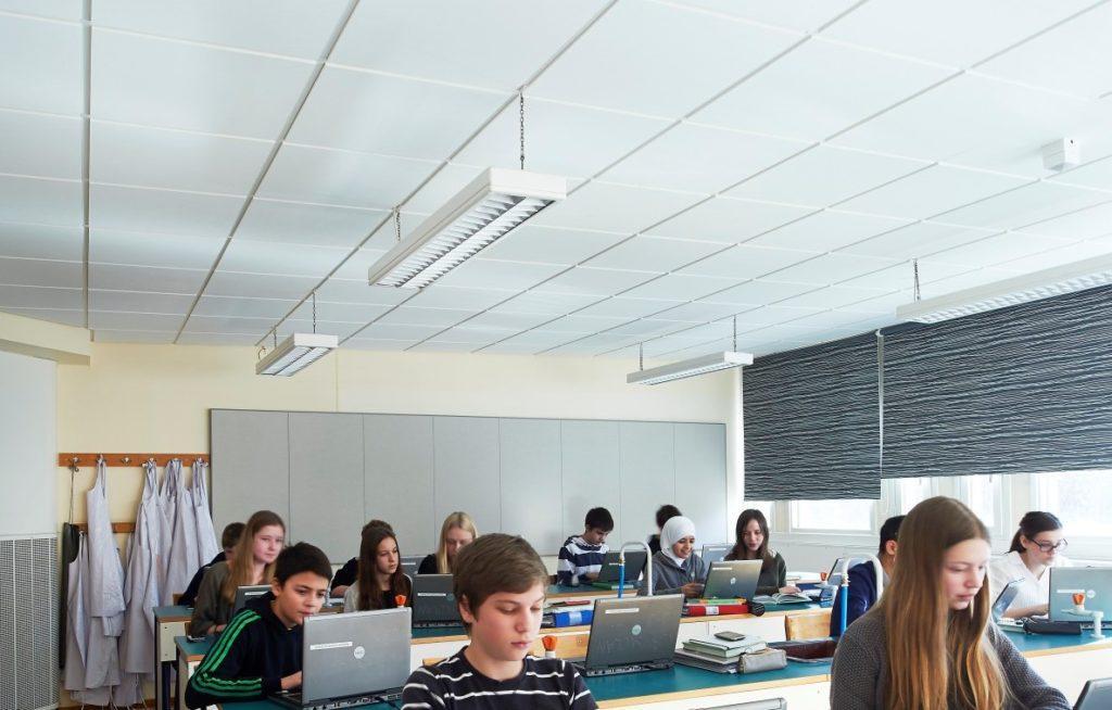 Akustik Im Klassenzimmer Schule 1024x654