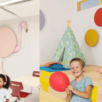 Akustikoptimierung für Kindergärten