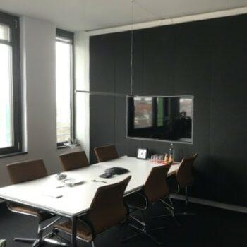 Schallschutz und Akustik im Besprechungsraum